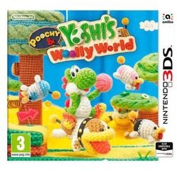 Poochy & Yoshi's Woolly World - Nintendo 3DS - Przygodowy