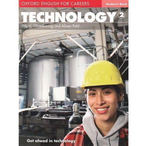 Książki do nauki języka, Technology 2 Oxford English for Careers: Książka Ucznia (opr. miękka)