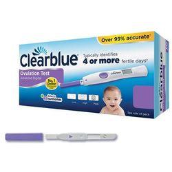 CLEARBLUE pałeczki testowe owulacyjne DUAL 10szt.