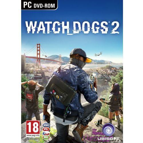Gry na PC, Watch Dogs 2 (PC)