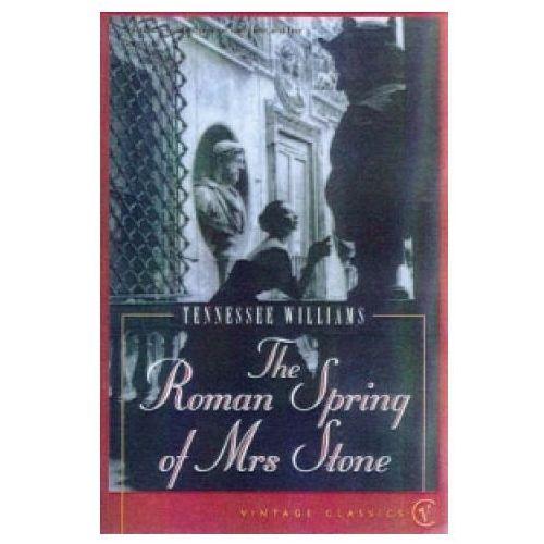 Książki do nauki języka, Roman Spring of Mrs.Stone (opr. miękka)