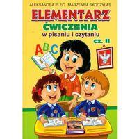 Książki dla dzieci, ELEMENTARZ PASJA ĆWICZENIA W PISANIU CZ.2 (opr. broszurowa)