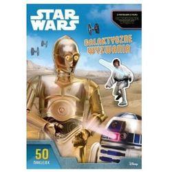 Star Wars Galaktyczne wyzwania Kolorowanka - Ameet OD 24,99zł DARMOWA DOSTAWA KIOSK RUCHU