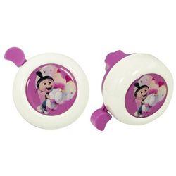 Dzwonek rowerowy Minionki Fluffy dla dzieci