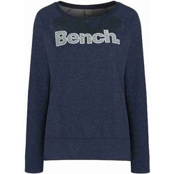 bluza BENCH - Bulletin Dark Navy Blue (NY031) rozmiar: S