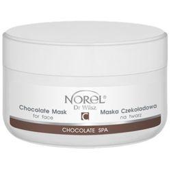 Norel (Dr Wilsz) CHOCOLATE MASK FOR FACE Maska czekoladowa na twarz (PN231)