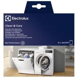 Odkamieniacz i Odtłuszczacz ELECTROLUX Clean&Care do pralek i zmywarek (12 szt.)