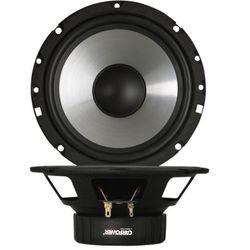 Monacor CRB-165PS głośniki samochodowe (para) 4ohm
