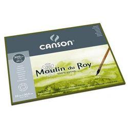 Canson Moulin du Roy® papier akwarelowy 30x40/12 Fin