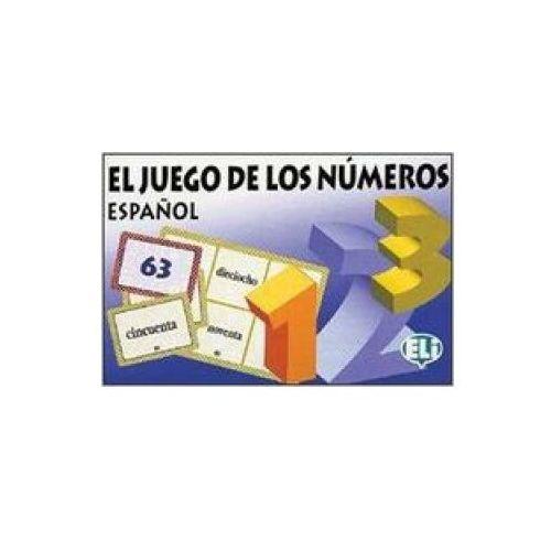 Książki do nauki języka, Eli El Juego De Los Numeros Espanol