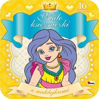 Książki dla dzieci, Małe księżniczki 3 - Mariola Budek (opr. broszurowa)