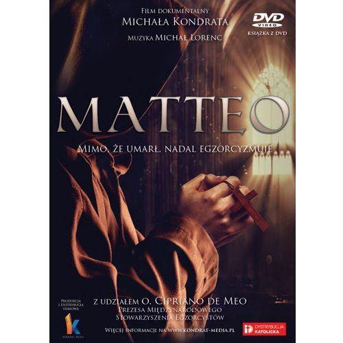 Filmy dokumentalne, MATTEO - płyta DVD