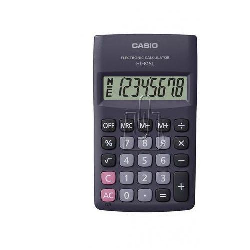 Kalkulatory, Kalkulator CASIO HL-815L-BK