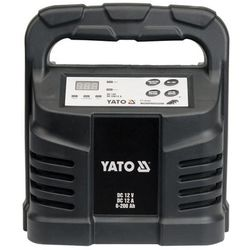 Prostownik elektroniczny Yato 12 V 12 A 6-200 Ah
