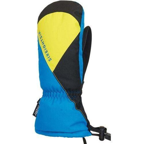 Rękawiczki dziecięce, rękawice 686 - Youth Heat Insulated Mitt Strata Blue Clrblk (STRB) rozmiar: L