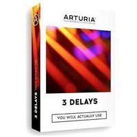 Pozostały sprzęt estradowy, Arturia 3 Delays oprogramowanie muzyczne
