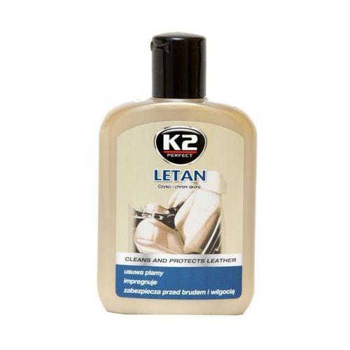 Środki do pielęgnacji skóry, K2 LETAN Płyn do czyszczenia skóry 200ml