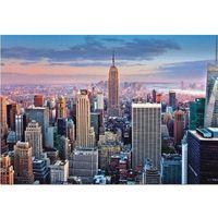 Puzzle, Puzzle 1000 elementów, Manhattan New York - DARMOWA DOSTAWA OD 199 ZŁ!!!