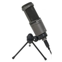 Audio Technica AT-2020 USB plus, mikrofon pojemnościowy USB Płacąc przelewem przesyłka gratis!