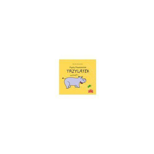Książki dla dzieci, Mądry przedszkolak. Trzylatek (opr. broszurowa)