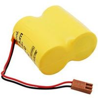 Baterie, Bateria BR-CCF2TH A06B0073K001 A98L-0001-0902 5.0Ah 6.0V z wtyczką Fanuc BRCCF2TH