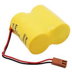 Bateria BR-CCF2TH A06B0073K001 A98L-0001-0902 5.0Ah 6.0V z wtyczką Fanuc BRCCF2TH