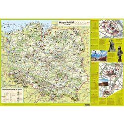 Mapa Polski Junior mapa ścienna