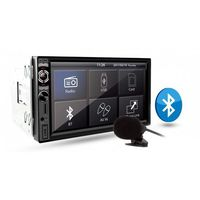 Samochodowe odtwarzacze multimedialne, Radio samochodowe VORDON HT-852BT