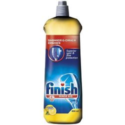 Finish Płyn Shine&Dry do zmywarek lemon 800ml