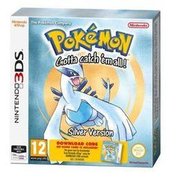 Gra 3DS Pokémon Silver DCC