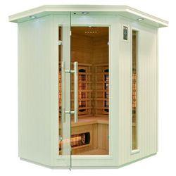 Sauna infrared z koloroterapią G3C GH White Oferta specjalna! Teraz kupisz 15% taniej.