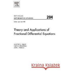 Theory & Applications of Fractional Differential Equations
