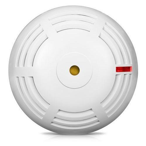 Czujki alarmowe, ASD-150 Bezprzewodowa czujka dymu, możliwość pracy autonomicznej