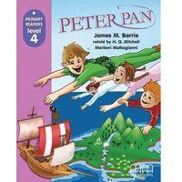Książki do nauki języka, Peter Pan + CD (opr. miękka)