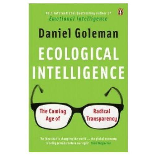 Biblioteka biznesu, Ecological Intelligence (opr. miękka)