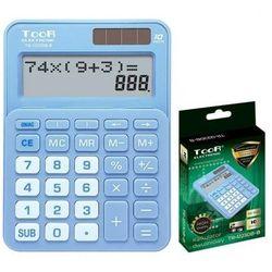 Kalkulator dwuliniowy 10-pozyc. TR-1223DB-B TOOR