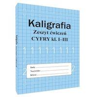 Książki dla dzieci, Kaligrafia. Zeszyt ćwiczeń. Litery klasa 1-3 (opr. broszurowa)