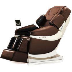 Fotel do masażu inSPORTline Adamys, Ciemny brązowy