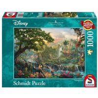 Puzzle, Puzzle pq 1000 thomas kinkade księga dżungli g3