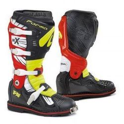 FORMA BUTY TERRAIN TX BK/YELLOW FLUO/RED