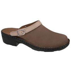 Buty klapki JOSEF SEIBEL 95920 Betsy Brąz-Beż - Brązowy ||Beżowy ||Multikolor