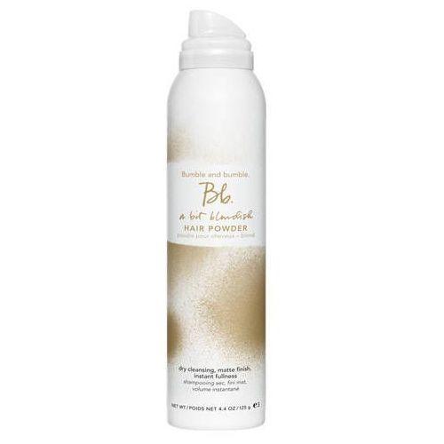 Stylizowanie włosów, Blondish Hair Powder - Puder do stylizacji włosów