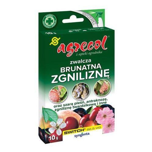 Środki na szkodniki, Środek grzybobójczy Agrecol Switch 62,5 WG 5 g zwalcza brunatną zgniliznę