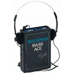 Dunlop Rockman Bass Ace ″ wzmacniacz słuchawkowy do gitary basowej Płacąc przelewem przesyłka gratis!
