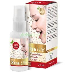 PROBIOTICS SCD Xtra Life spray prebiotyczny - ekstrakt na górne drogi oddechowe 75ml