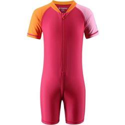 Reima Anguilla Kombinezon do pływania Dzieci, berry pink 74 2020 Stroje kąpielowe Przy złożeniu zamówienia do godziny 16 ( od Pon. do Pt., wszystkie metody płatności z wyjątkiem przelewu bankowego), wysyłka odbędzie się tego samego dnia.