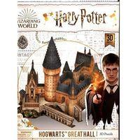 Puzzle, Puzzle 3D Harry Potter Hogwarts Wielka Sala (DS1011h)