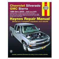 Biblioteka motoryzacji, Chevrolet Silverado i GMC Sierra Pick-ups 1999 - 2005 (opr. miękka)