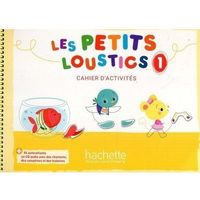 Książki do nauki języka, Les Petits Loustics 1 zeszyt ćwiczeń +CD HACHETTE (opr. broszurowa)
