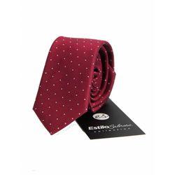Męski krawat w kropki Estilo Sabroso Es03849